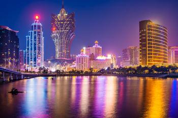 Macau Skyline Image