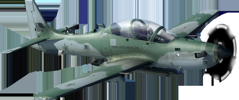 A-29 Super Tucano fighter plane