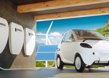 EV and Renewable Energy with Energy Storage