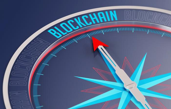 Blockchain on compass