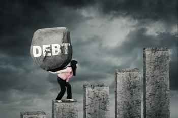 DEBT GettyImages-667685766