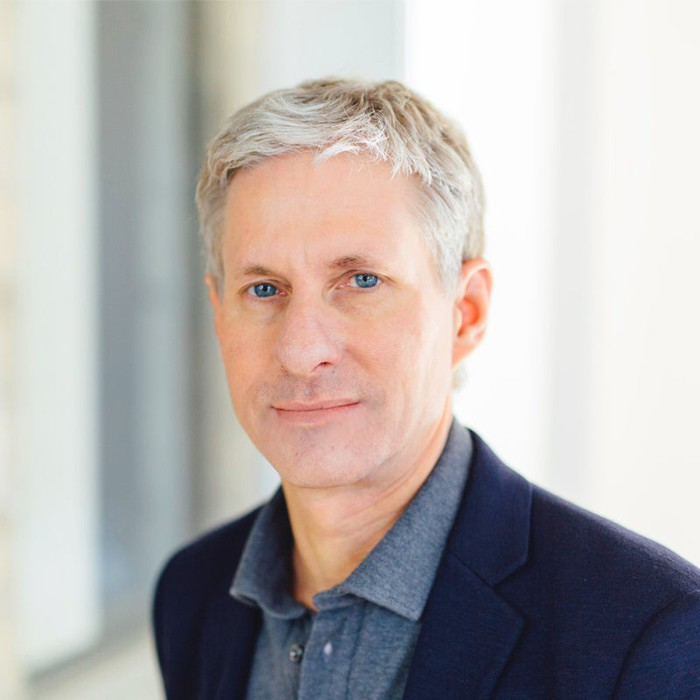 Headshot of Ripple's co-founder and executive chairman, Chris Larsen.
