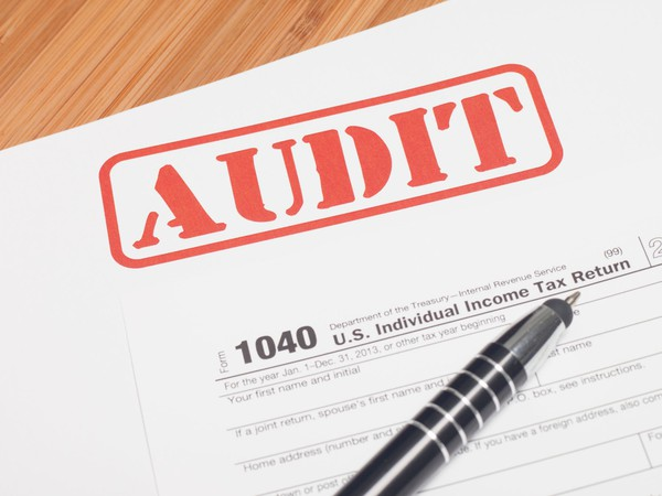 Getty - audit tax taxes IRS