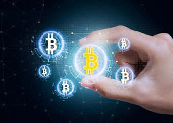 Bitcoin Cryptocurrency Blockchain Digital Currency