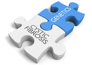 Cystic fibrosis genetics jigsaq pieces