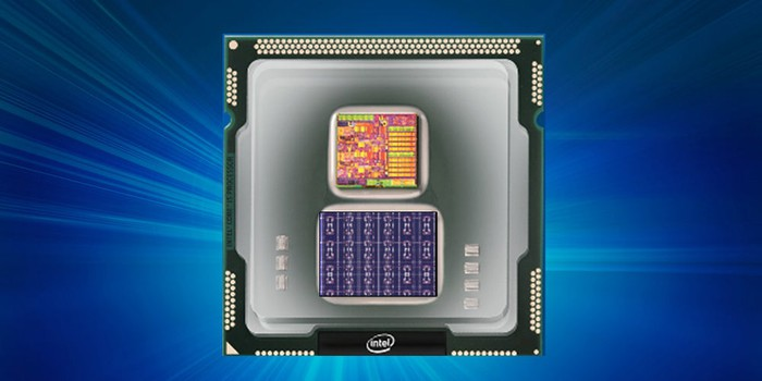Intel's Loihi neuromorphic chip.