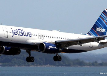 Airline-JetBlue Airways JBLU Airbus A320