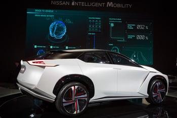 Nissan CES 2018