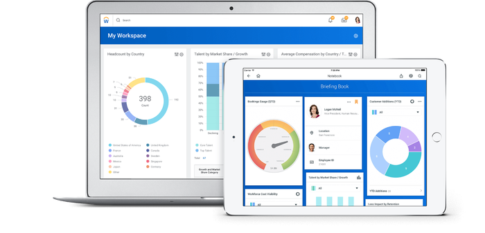 Workday cloud platform