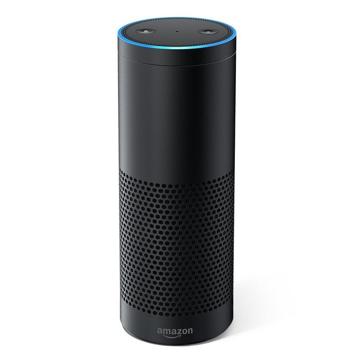 Amazon Echo Plus device.