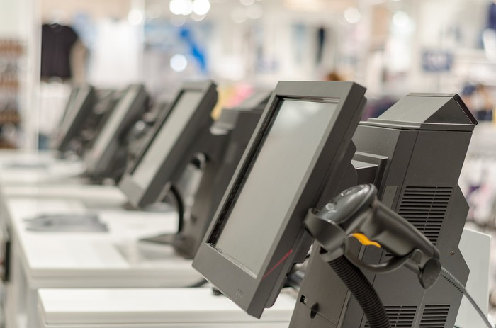 Self-checkout terminal and scanner
