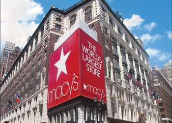 Retail Department Stores Macys Herald Square Small M