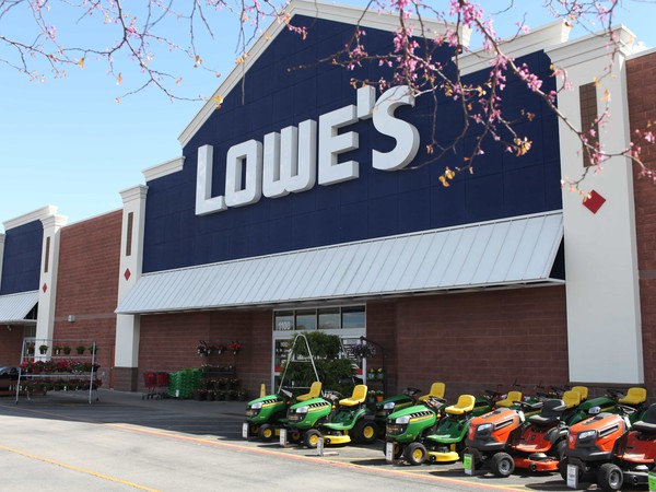Lowes Store Front Image source Lowes