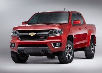 Industrials-Autos-General Motors Chevy Colorado GM