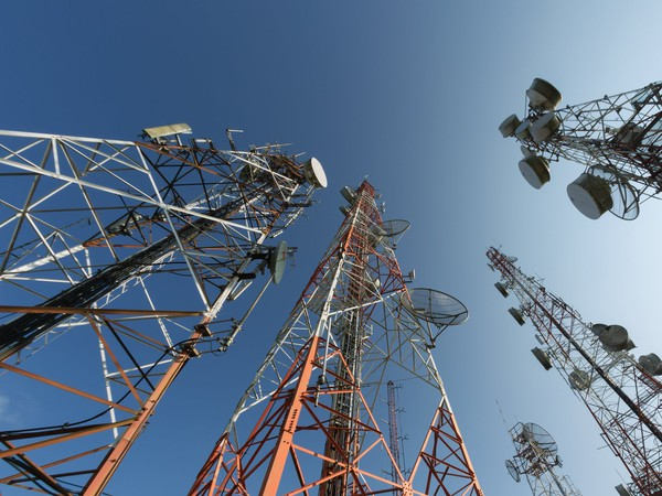 GettyImages cell broadcasting towers