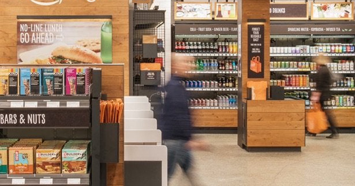 3 Things You Should Know About Amazon's New Cashierless Store