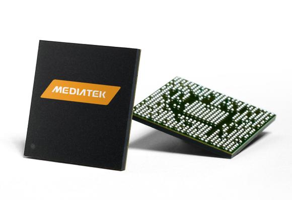 A MediaTek chip.