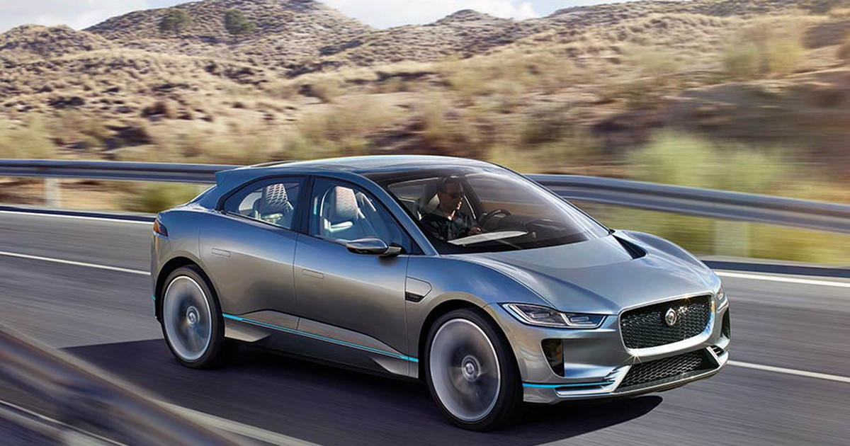 Why Jaguar Land Rover Could Become The Leader In Electric Vehicles