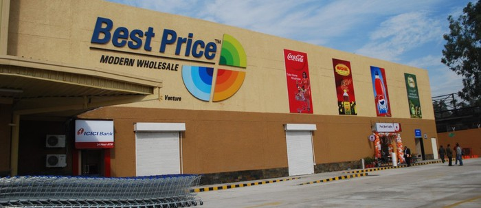 Wal-Mart's Best Price stores.