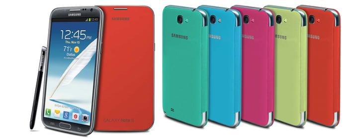 Samsung's Galaxy line of  phones
