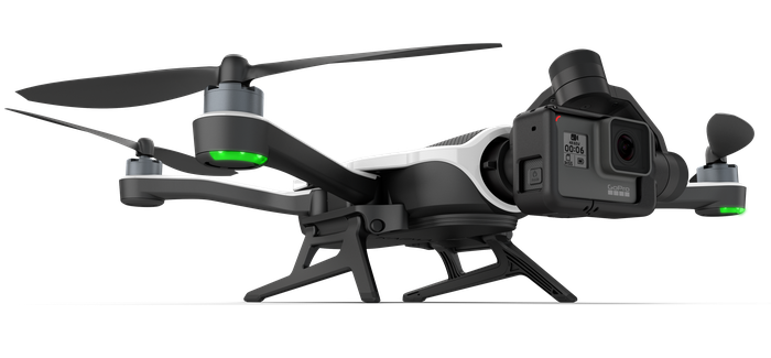 GoPro Karma drone with a HeroBlack 6 camera