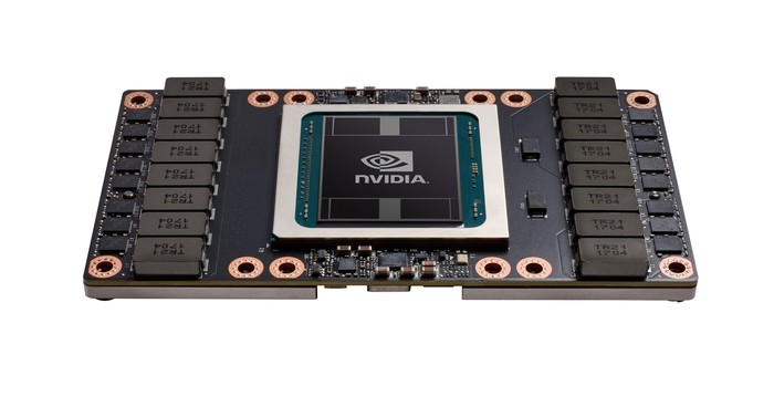NVIDIA Tesla V100 Data Center GPU