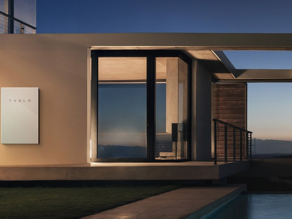 Powerwall On Home