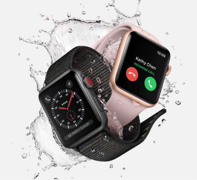 Apple Watch 3.