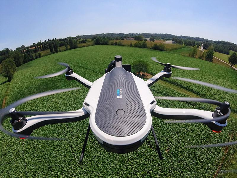 GoPro's Karma drone