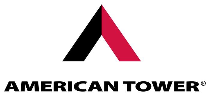 American Tower logo.