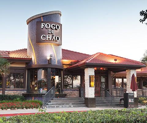 A Fogo de Chao restaurant