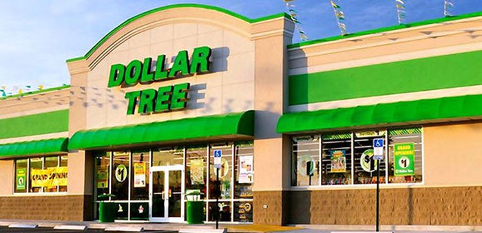 A Dollar Tree store.
