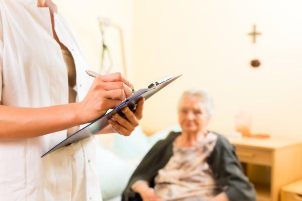 healthcare medicaid elderly getty