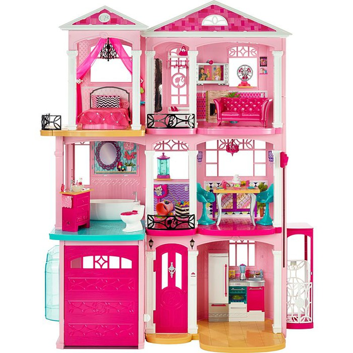 The Barbie Dreamhouse