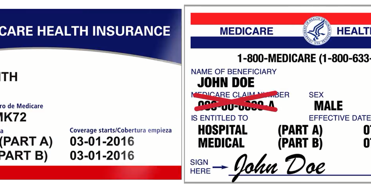 New Medicare Cards Are Coming. Here's Everything You Should Know About Them