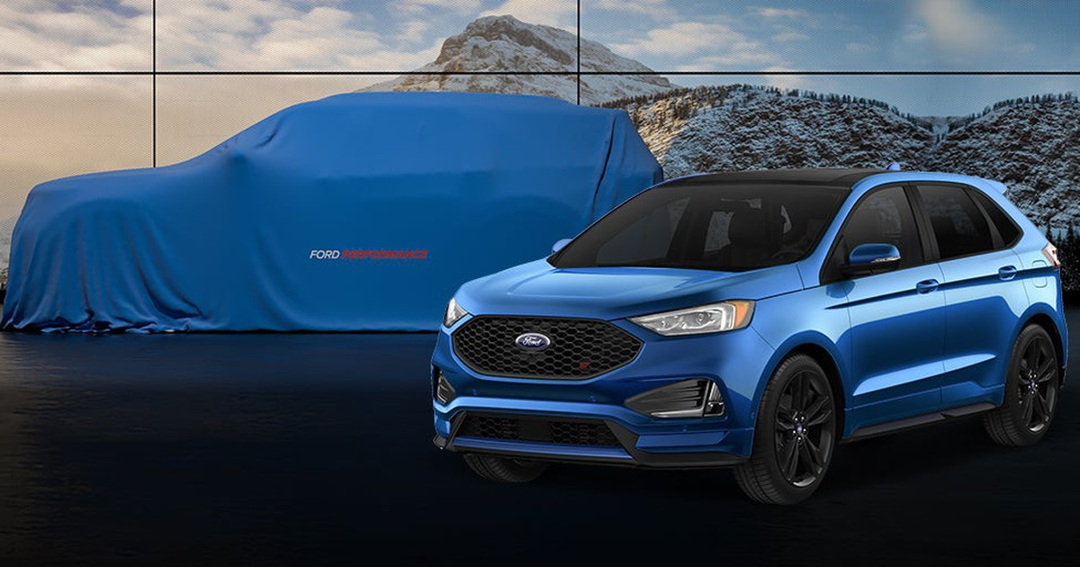 Ford Lifts The Curtain A Slew Of New Trucks And Suvs By 2020 The