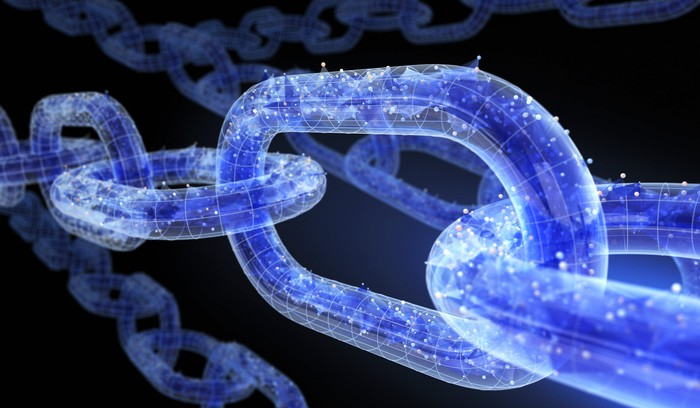 Digital chain link