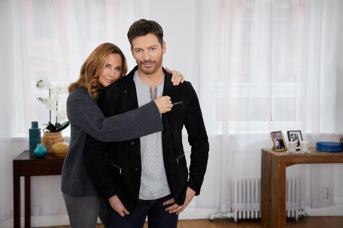 Harry Connick Jr. and Jill Connick