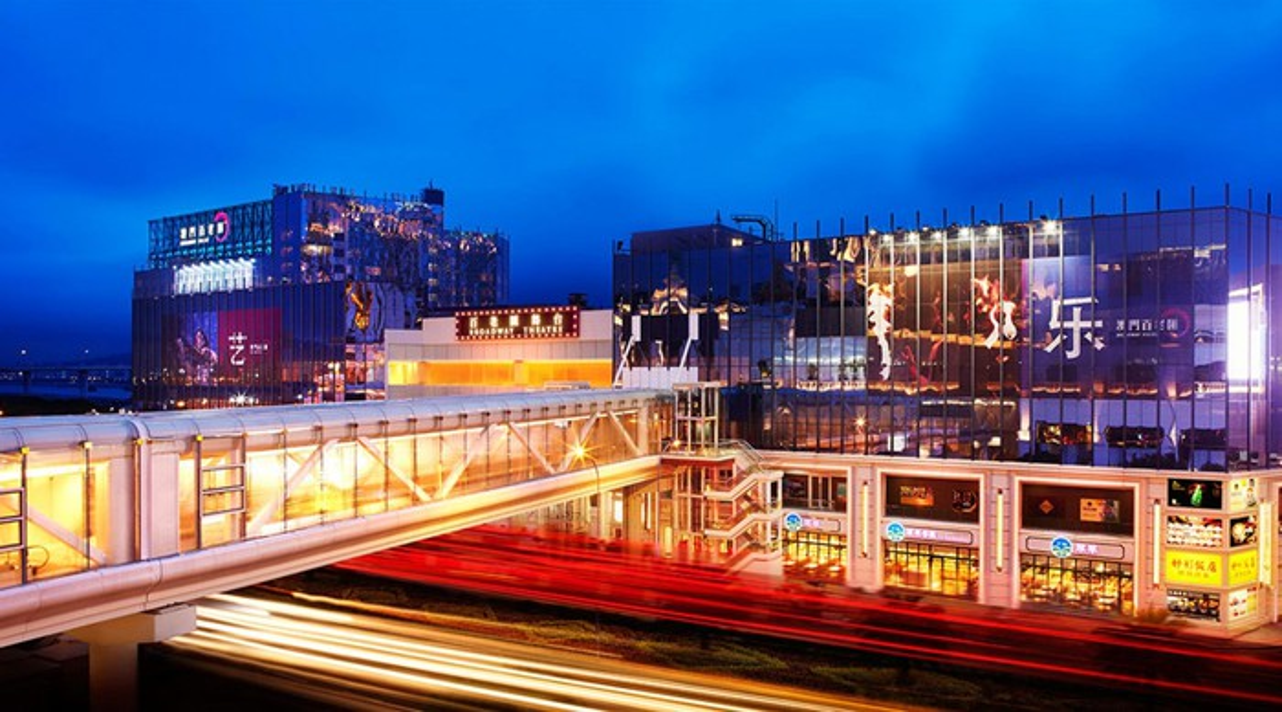 Galaxy Entertainment's Broadway Macau resort
