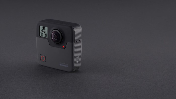 GoPro's Fusion.