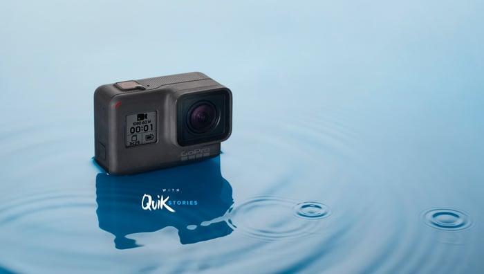 GoPro's new Hero low-cost camera