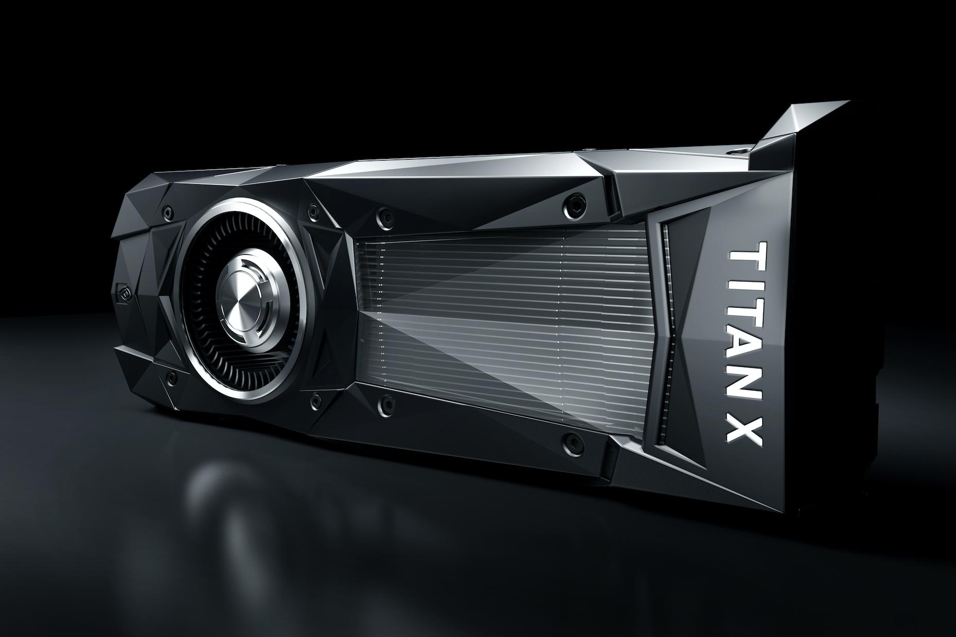 NVIDIA's Titan X GPU