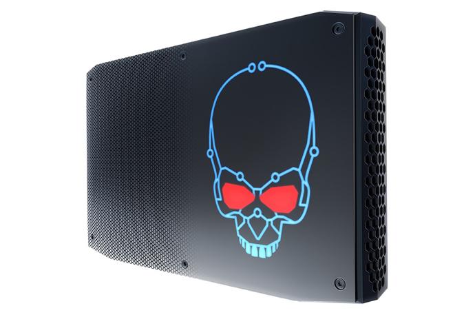 An Intel mini-PC aimed at gaming.