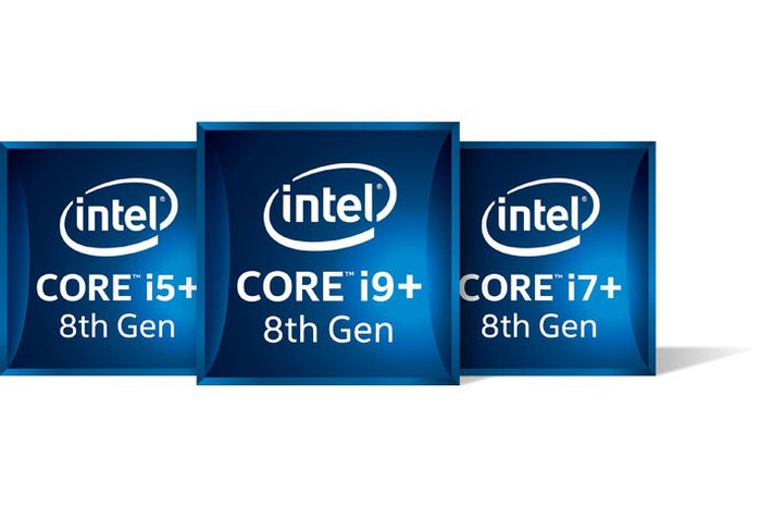 Intel processor logo badges