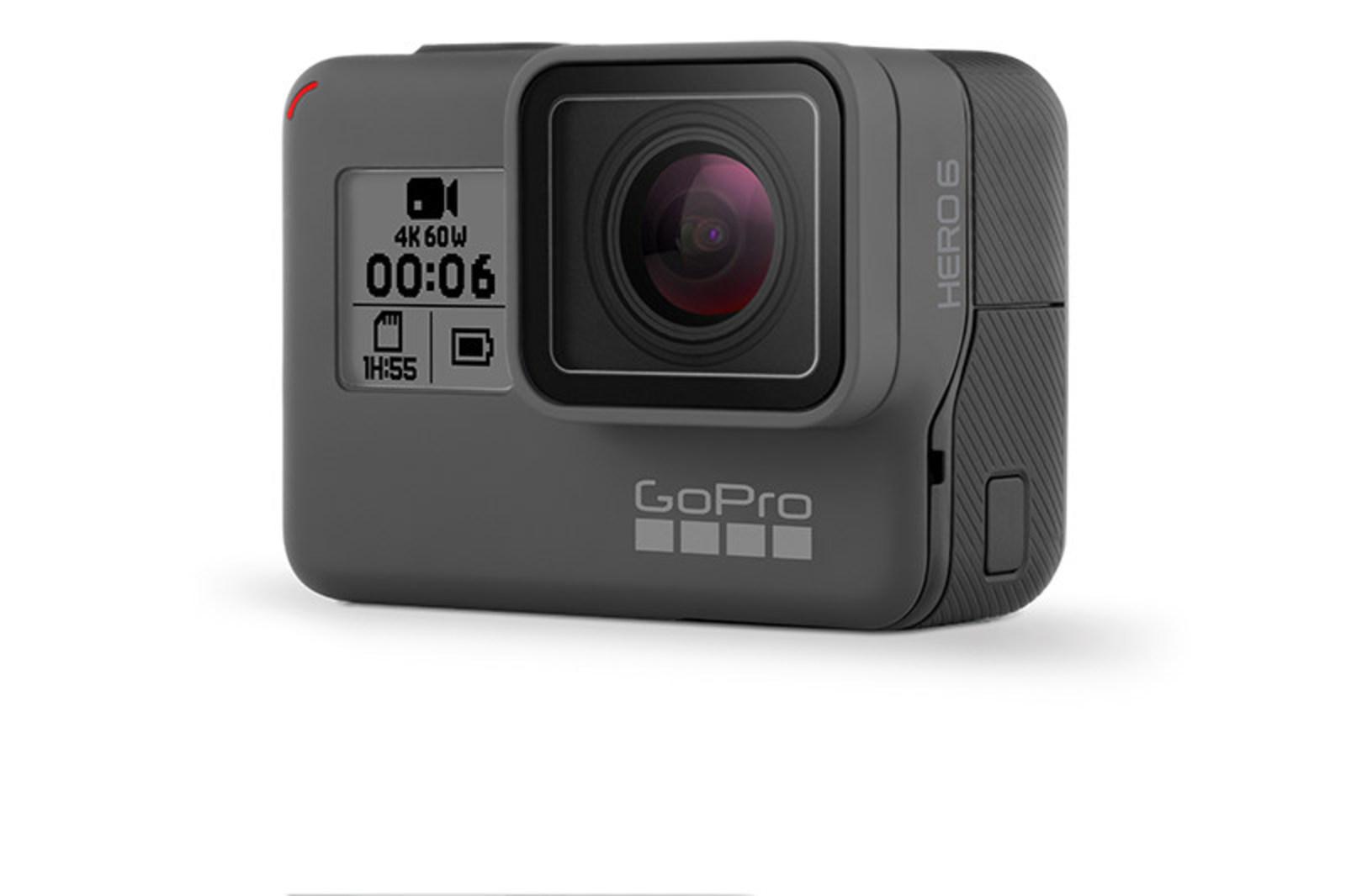 GoPro Hero6 camera.