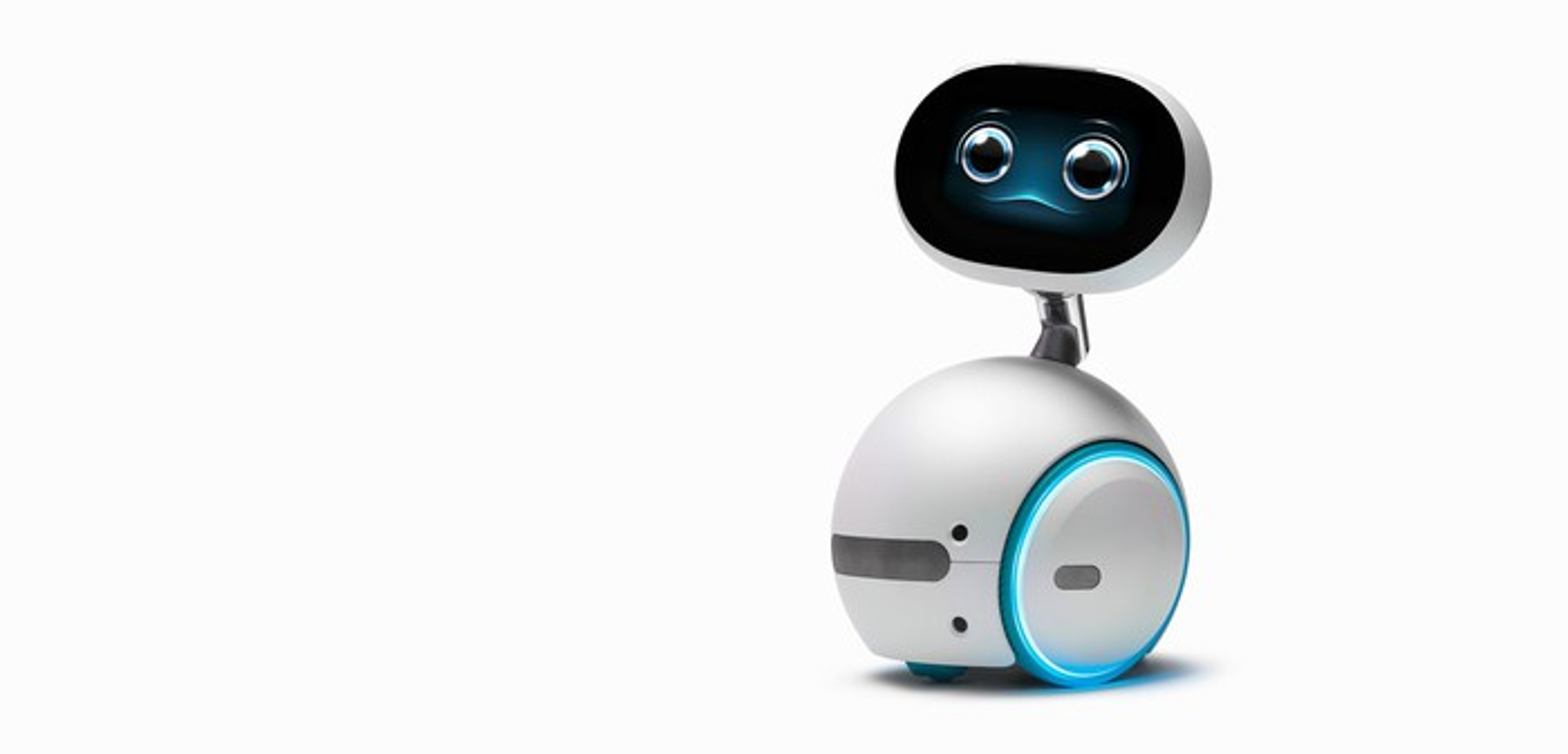 Asus' Zenbo home robot.
