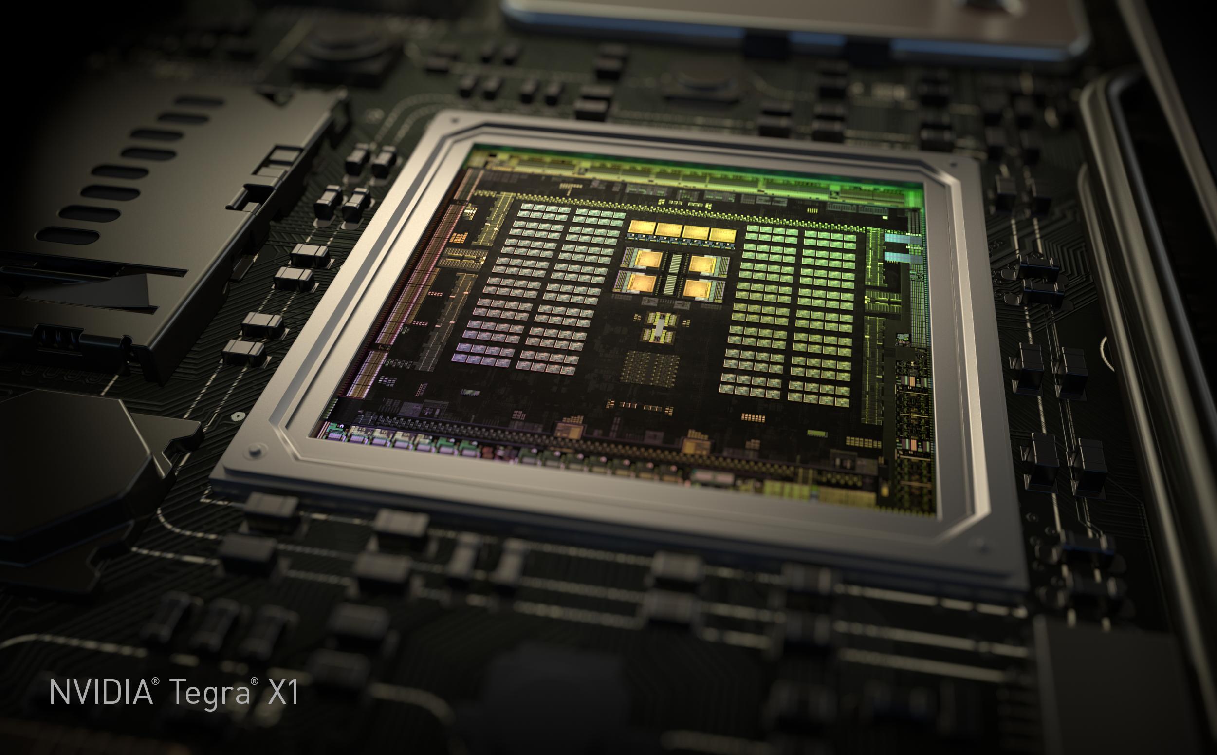 NVIDIA's Tegra X1.