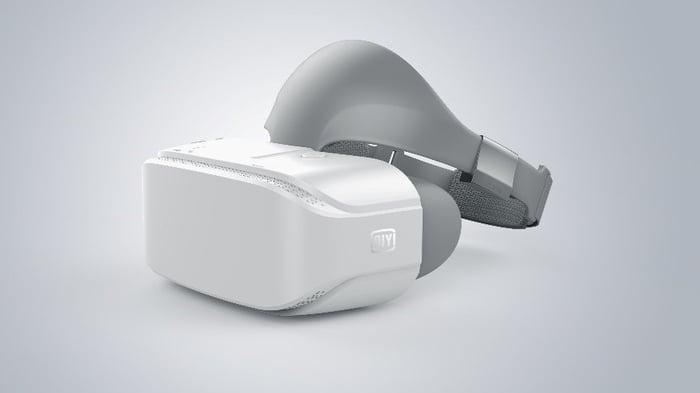 The Qiyu VR II.