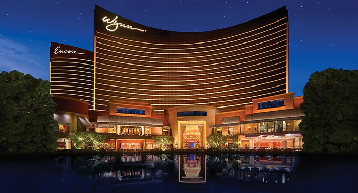 Wynn Resorts casino and Encore hotel in Las Vegas