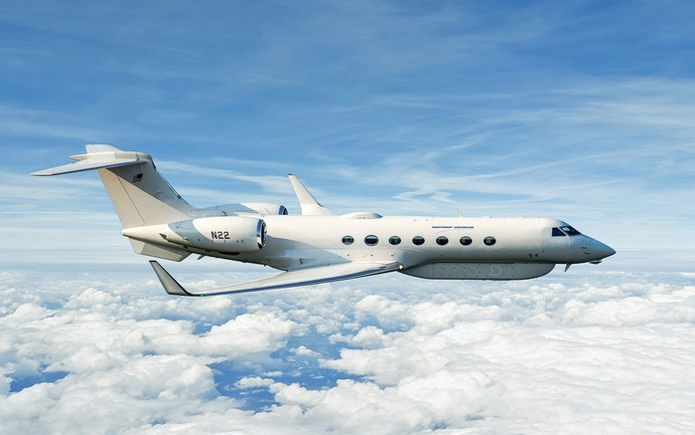 JSTARS concept plane